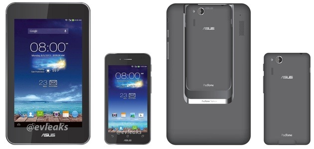 Asus Padfone Mini tablet y smartphone
