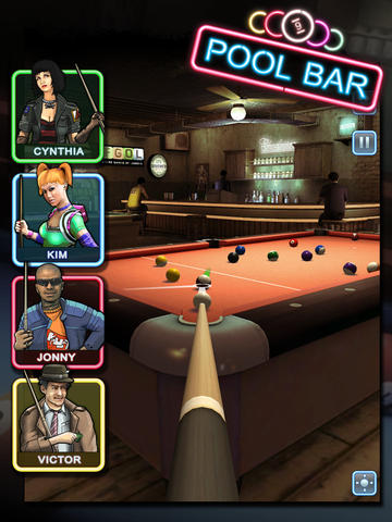 Pool Bar online Hustle