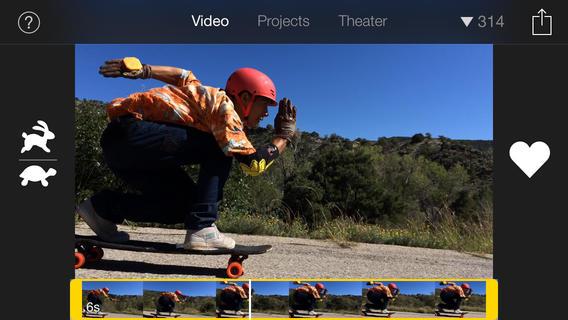 iMovie para iPad