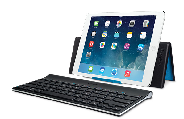 teclado Logitech para iPad