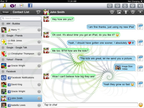 Agile Messenger HD