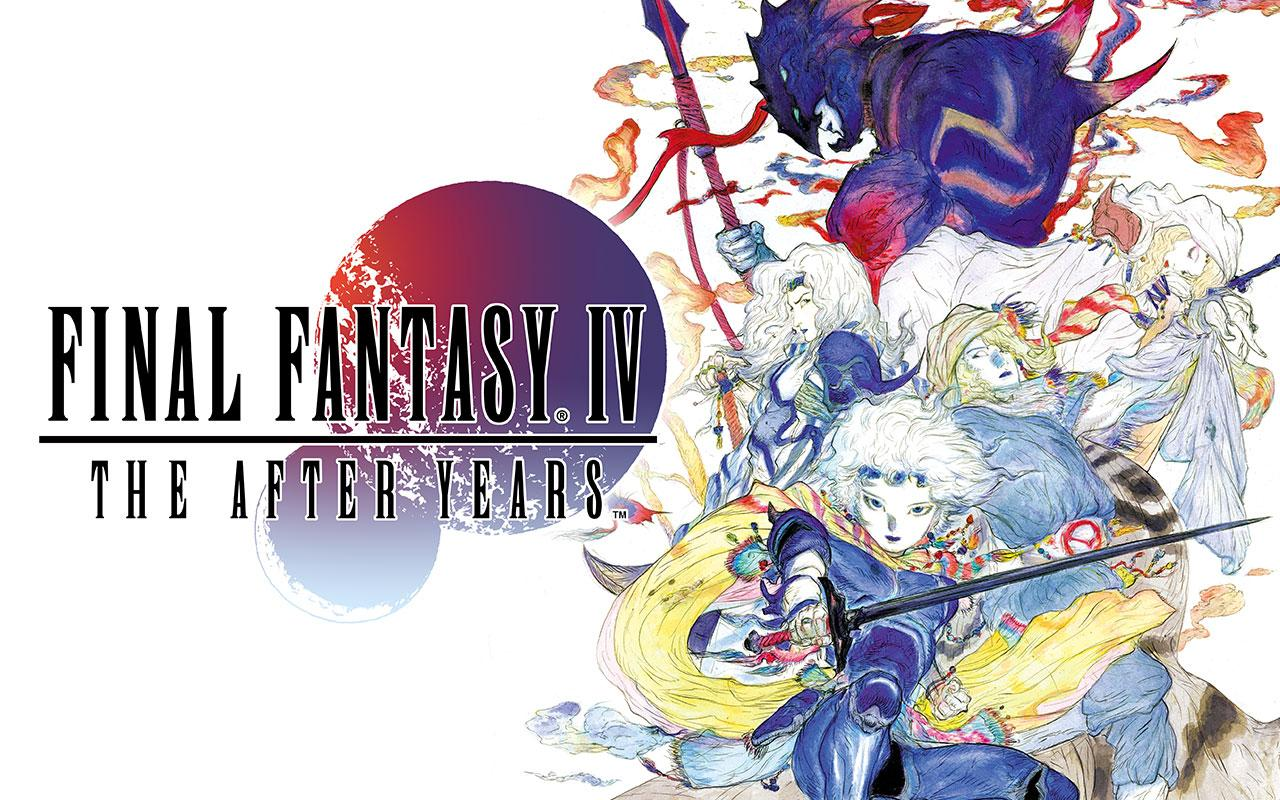 FF IV the after years