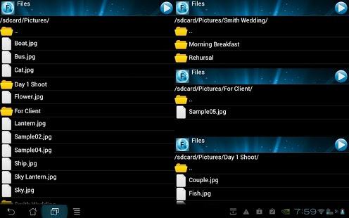 File Manager ES