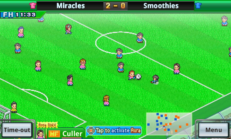 Pocket League Story 2 tablet