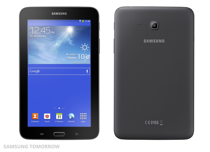 samsung anuncia al fin el tablet samsung galaxy tab 3 lite. Black Bedroom Furniture Sets. Home Design Ideas