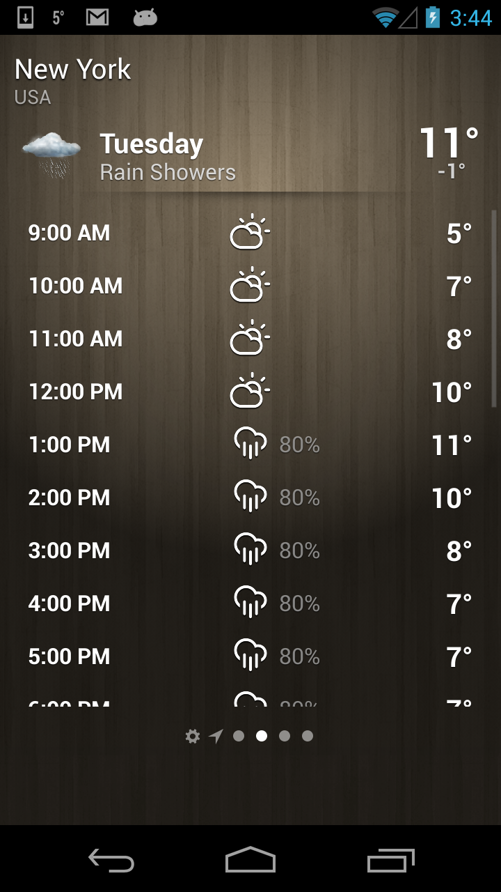 clima weather pro