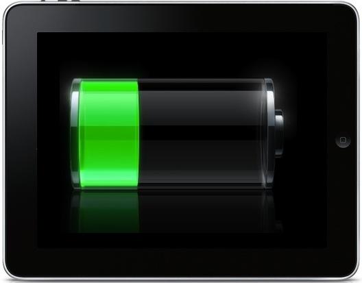 batería iPad