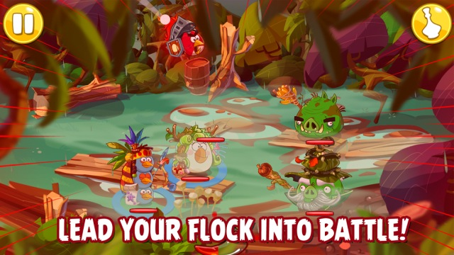 Angry Birds RPG