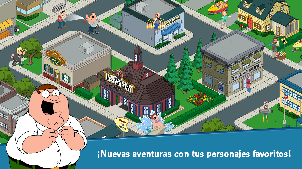Family Guy Android