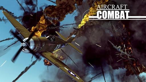 juegos gratis para android aircraft combat 1942