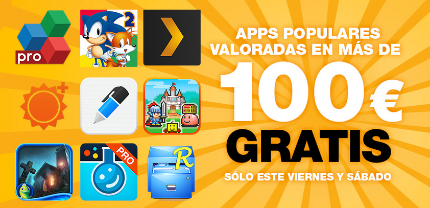 apps gratis amazon verano 2014