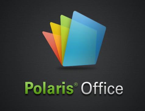 polaris office ofimática para tablet