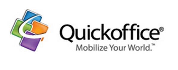 ofimática para tablet quickoffice