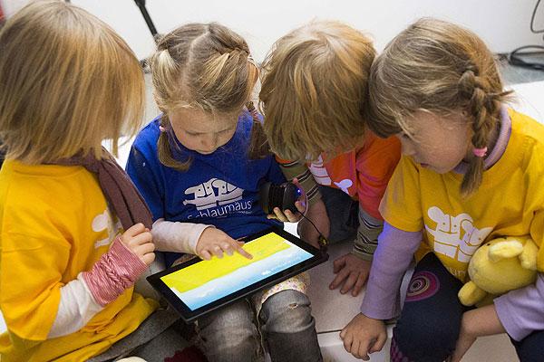 los niños prefieren las tablets a Nintendo 3DS