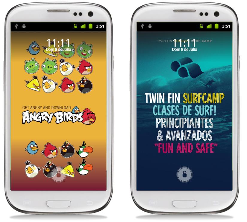 aplicaciones para desbloquear android