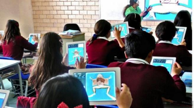 las tablets en educación