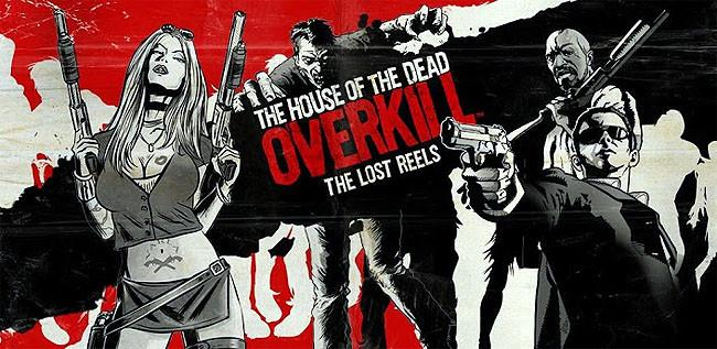 house of the dead overkill android