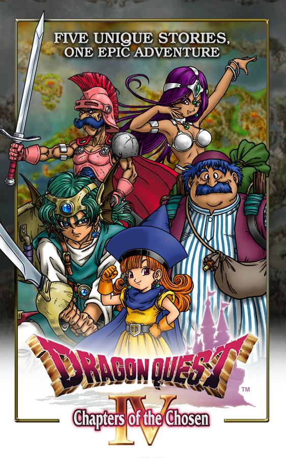 dragon quest iv android