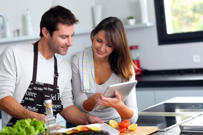 aplicaciones para cocinar android tablet