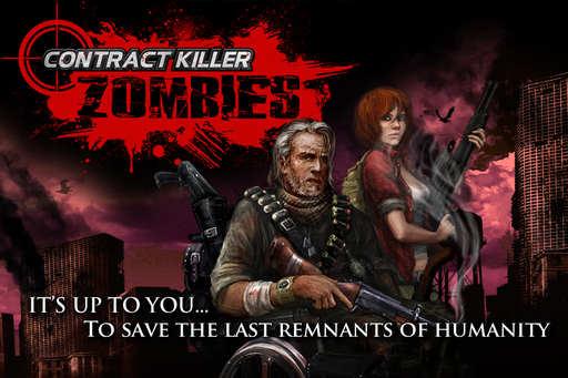 Contac Killer Zombies