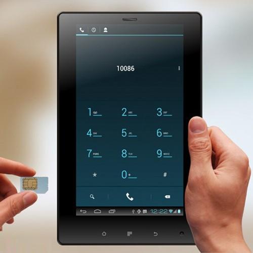 Tablets que funcionan como teléfono