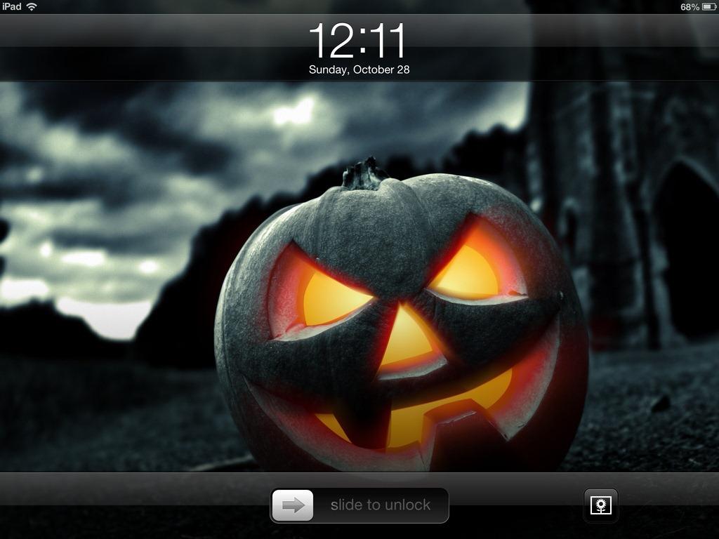 aplicaciones para halloween ipad