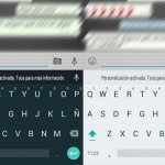teclado lollipop 5.0 android