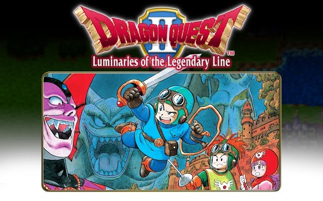 dragon quest ii android tablet