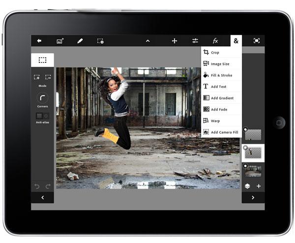 aplicaciones para editar fotografías en tu tablet