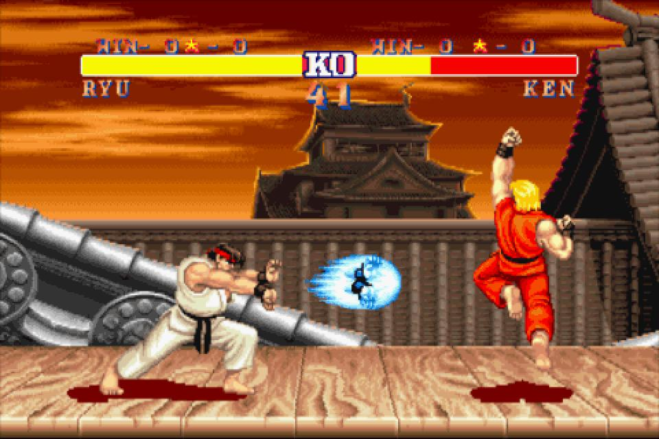street fighter 2 ipad