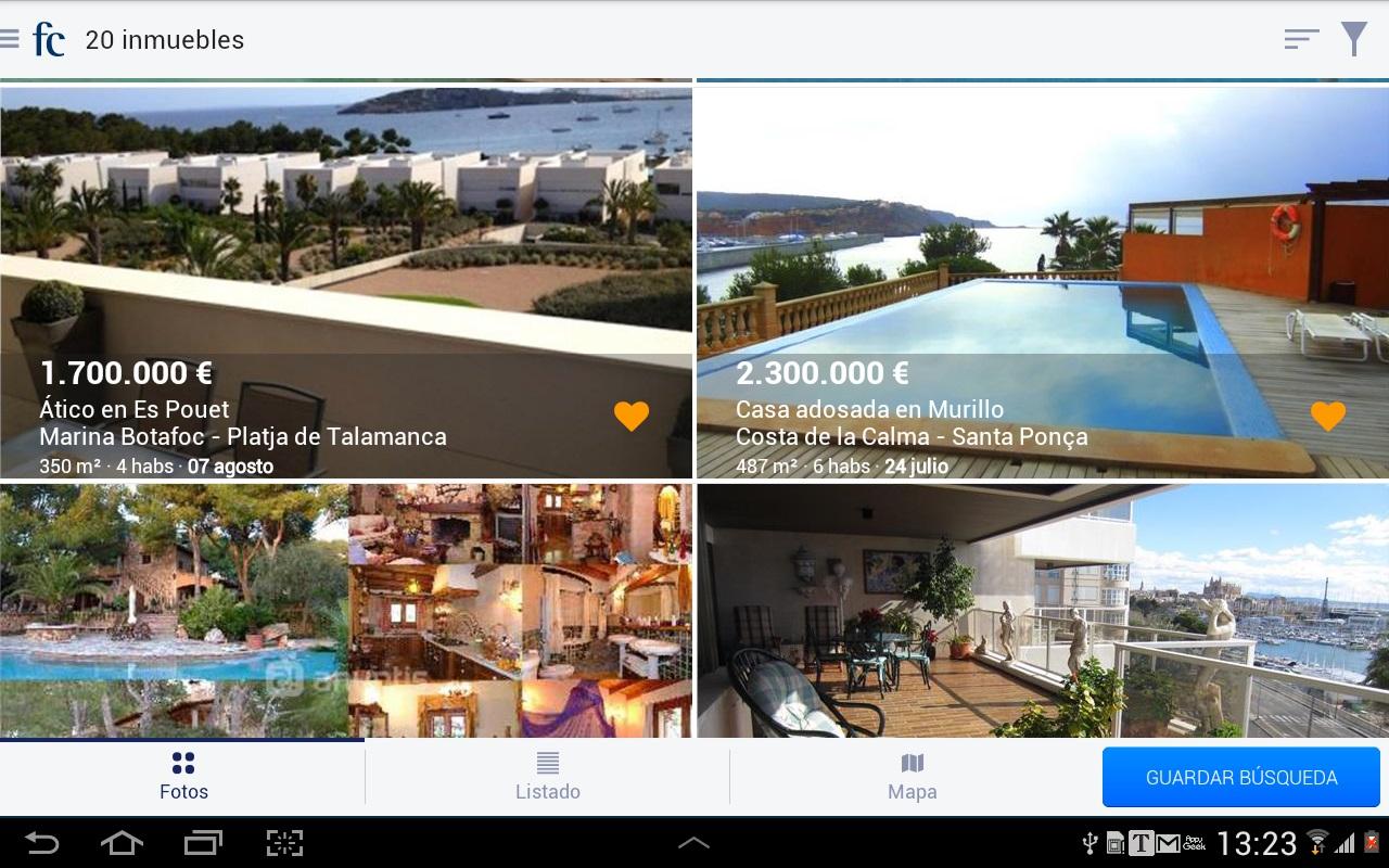 3 aplicaciones para buscar piso en tu tablet android